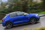 Volkswagen T-Roc R 2020 RHD front right wide tracking