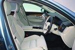 Volvo S90 2018 RHD front seats
