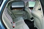 Volvo S90 2018 RHD rear seats