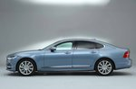Volvo S90 2018 RHD left side studio