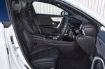 Mercedes CLA 2020 RHD front seats