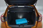 Renault Captur 2020 RHD boot open
