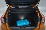 Renault Captur 2020 RHD boot open