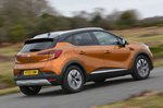 Renault Captur 2020 RHD wide right rear tracking