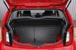 Skoda Citigo e iV 2020 RHD boot open