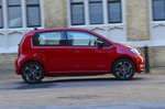 Skoda Citigo e iV 2020 RHD wide right panning