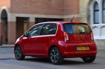 Skoda Citigo e iV 2020 RHD rear left tracking