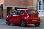 Skoda Citigo e iV 2020 RHD rear left tracking