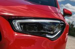 Mercedes CLA 2020 RHD headlamp detail