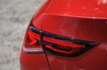 Mercedes CLA 2020 RHD rear lamp detail