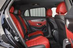 Mercedes-Benz GLC 2020 RHD rear seats