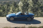Jaguar F-Type Convertible 2020 LHD left panning