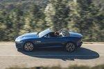 Jaguar F-Type Convertible 2020 LHD left panning