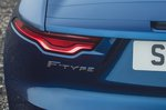 Jaguar F-Type Convertible 2020 LHD rear lights detail