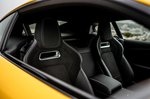 Jaguar F-Type Coupe 2020 RHD front seats