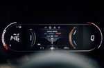 Kia Soul EV 2020 RHD instruments detail