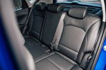 Kia Soul EV 2020 RHD rear seats