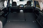 Kia Soul EV 2020 RHD boot seats folded