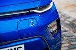 Kia Soul EV 2020 RHD front detail