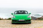 Porsche Boxster 2020 LHD head-on static