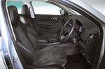 Skoda Karoq 2020 RHD front seats