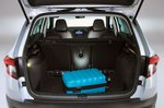 Skoda Karoq 2020 RHD boot open
