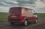 Volkswagen Transporter 6.1 2020 RHD rear tracking
