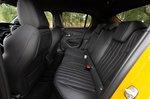 Peugeot 208 2020 RHD rear seats