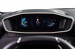 Peugeot 208 2020 RHD instruments detail
