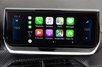 Peugeot 208 2020 RHD infotainment