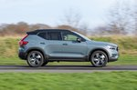 Volvo XC40 2020 RHD right panning