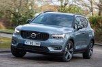 Volvo XC40 2020 RHD front tracking