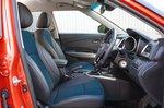 Ssangyong Tivoli 2020 RHD front seats