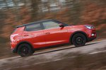 Ssangyong Tivoli 2020 RHD right panning