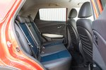 Ssangyong Tivoli 2020 RHD rear seats