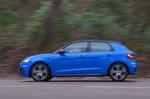 Audi A1 2020 RHD panning