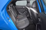 Audi A1 2020 RHD rear seats