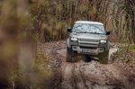 Land Rover Defender 2020 RHD front wading