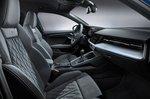 Audi A3 Sportback front seats