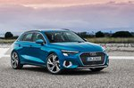 Audi A3 Sportback right front static
