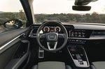 Audi A3 2020 RHD dashboard