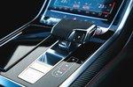 Audi RS Q8 Alcantara gear selector