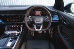 Audi RS Q8 dashboard