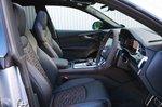 Audi RS Q8 front seats