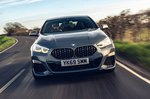 BMW 2 Series Gran Coupé 2020 RHD front head-on tracking