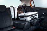 Vauxhall Corsa-e 2020 LHD boot seats folded