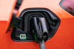 Vauxhall Corsa-e 2020 LHD power socket detail