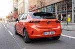 Vauxhall Corsa-e 2020 LHD left rear tracking