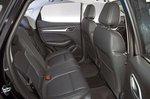 MG ZS EV rear space