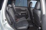 2020 Mitsubishi Outlander PHEV RHD rear seats